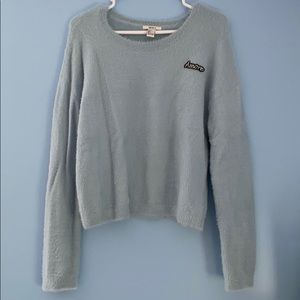 Fuzzy Forever 21 Sweater